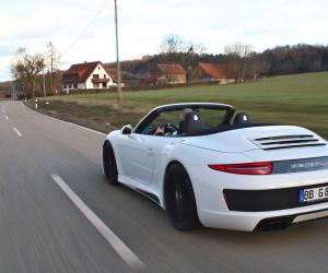 Porsche 911 Carrera S Cabrio photo 5