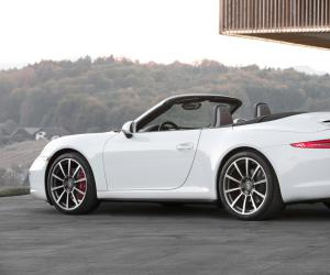 Porsche 911 Carrera S Cabrio photo 7