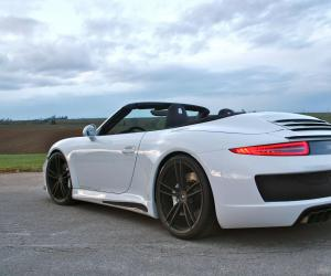 Porsche 911 Carrera S Cabrio photo 11