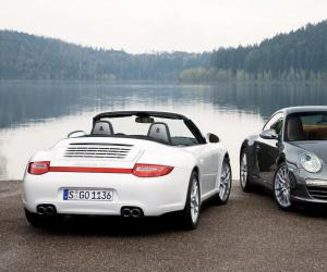 Porsche 911 Carrera S Cabrio photo 12
