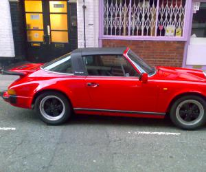 Porsche 911 Targa photo