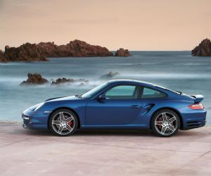 Porsche 911 Turbo photo 3