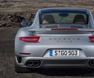 Porsche 911 Turbo photo 8