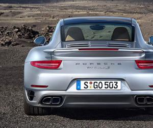 Porsche 911 Turbo photo 17
