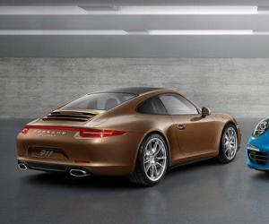Porsche Carrera 4 photo 15