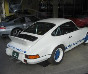 Porsche Carrera RS 2.7 photo 2