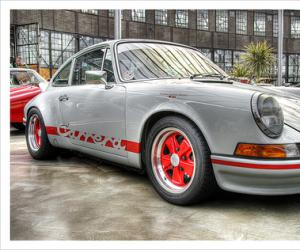 Porsche Carrera RS 2.7 photo 3