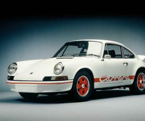 Porsche Carrera RS 2.7 photo 4