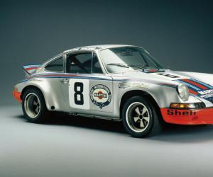 Porsche Carrera RS 2.7 photo 5
