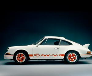 Porsche Carrera RS 2.7 photo 7