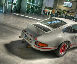 Porsche Carrera RS 2.7 photo 8