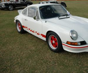 Porsche Carrera RS 2.7 photo 9