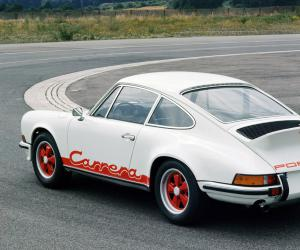 Porsche Carrera RS 2.7 photo 11