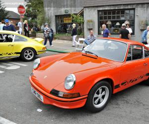 Porsche Carrera RS 2.7 photo 12