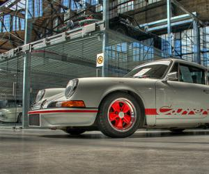 Porsche Carrera RS 2.7 photo 13