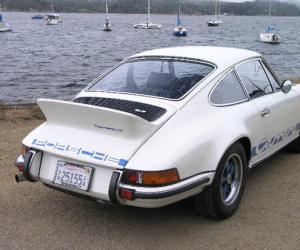Porsche Carrera RS 2.7 photo 17