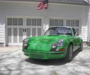 Porsche Carrera RS 2.7 photo 18