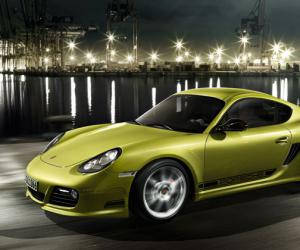 Porsche Cayman R photo 1