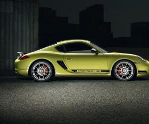 Porsche Cayman R photo 2