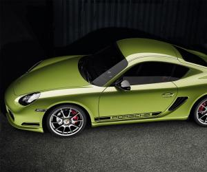 Porsche Cayman R photo 4