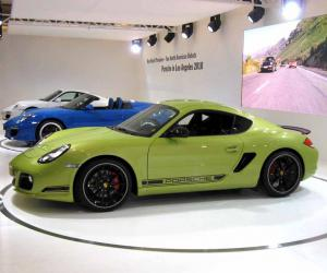 Porsche Cayman R photo 6