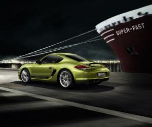 Porsche Cayman R photo 8