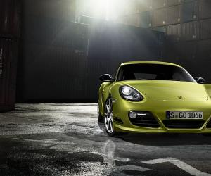 Porsche Cayman R photo 11