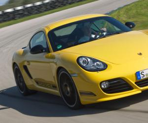 Porsche Cayman R photo 12
