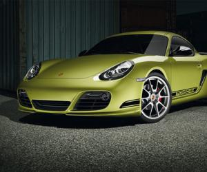 Porsche Cayman R photo 15