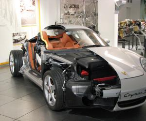 Porsche Cayman S photo