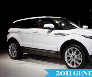 Range Rover Evoque photo 2