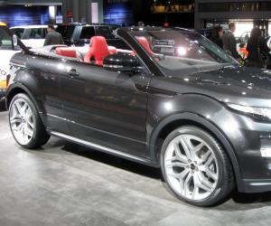 Range Rover Evoque photo 9