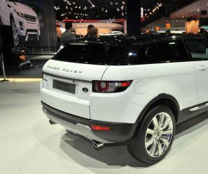 Range Rover Evoque photo 10