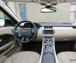 Range Rover Evoque photo 11