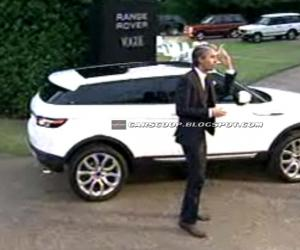 Range Rover Evoque photo 14