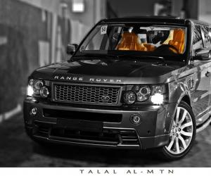 Range Rover Sport HST photo 1