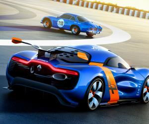 Renault Alpine photo 3