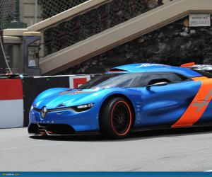 Renault Alpine photo 5