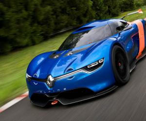 Renault Alpine photo 6