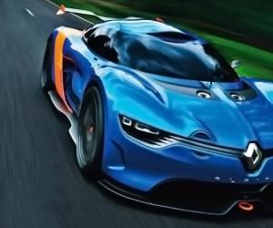 Renault Alpine photo 8