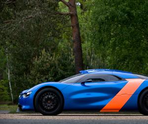 Renault Alpine photo 9