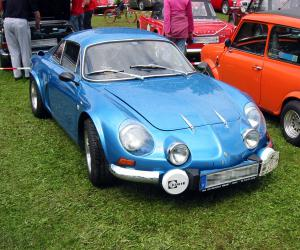 Renault Alpine photo 11
