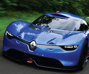 Renault Alpine photo 13