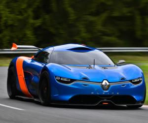 Renault Alpine photo 14