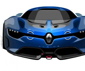 Renault Alpine photo 16