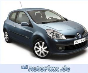 Renault Clio Exception photo 9