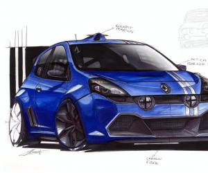 Renault Clio Gordini photo 18