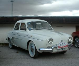 Renault Dauphine photo 1