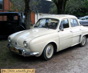 Renault Dauphine photo 3