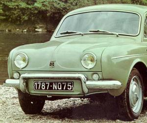 Renault Dauphine photo 6